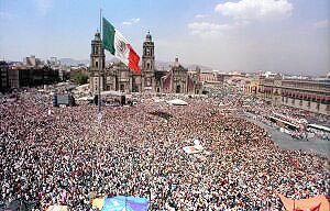Mexico City Rally Mar 11