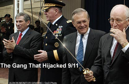 The Gang That Hijacked 9/11