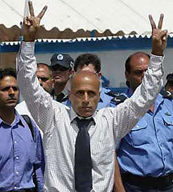 Vanunu released