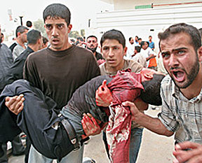 Palestinian boy killed in Rafah
