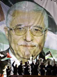 Abbas election
