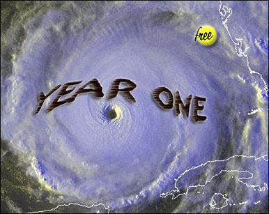 hurricane year one