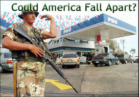 Could America Fall Apart?