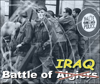 The Battle for Iraq/Algiers