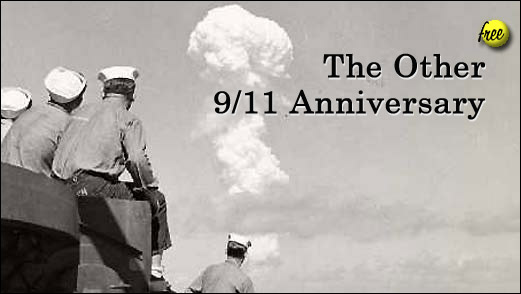 The Other 9/11 Anniversary