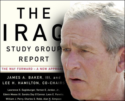 Bush and Baker-Hamilton Iraq Study Group