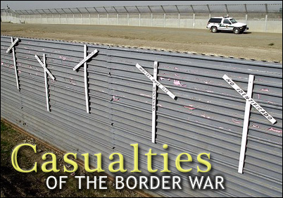 Casualties in the border war