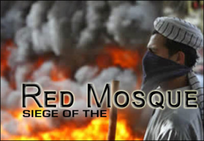 The Siege of the Red Mosque