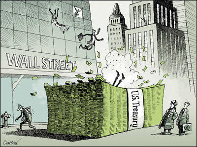 Wall Street and Washington:     How the Rules of the Game Have Changed