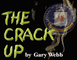 The Crack Up by Gary Webb